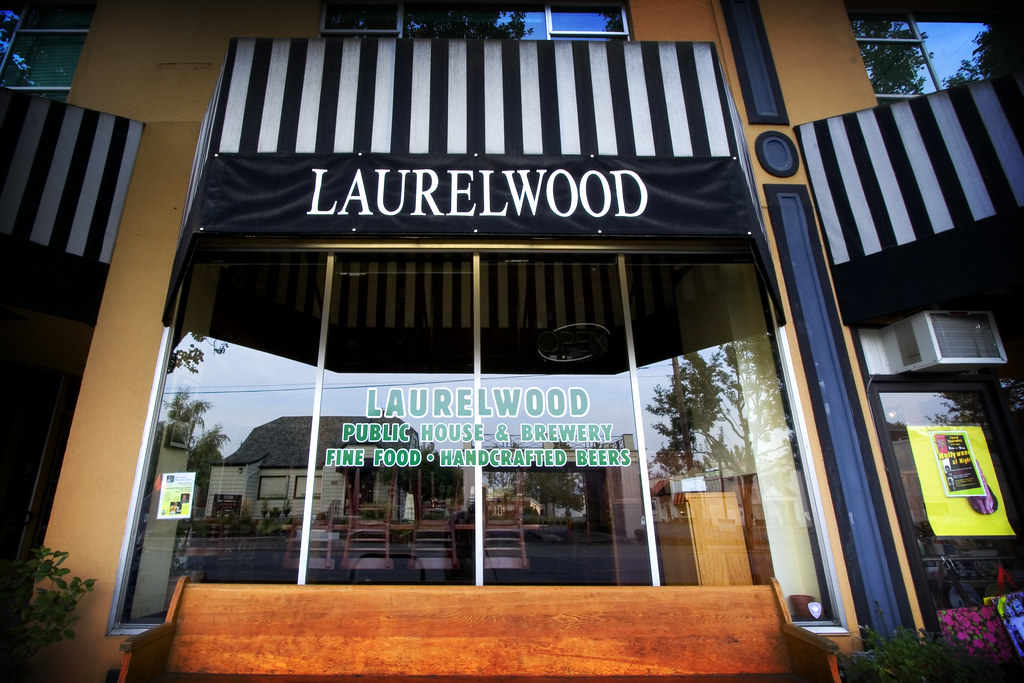 Laurelwood public house and brewery laurelwood public for Laurel wood