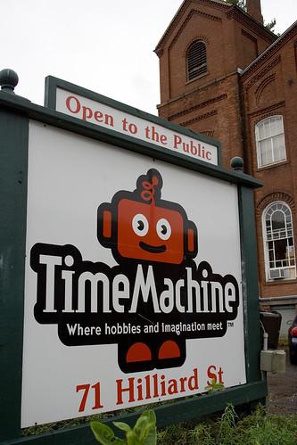 time machine hobby manchester ct