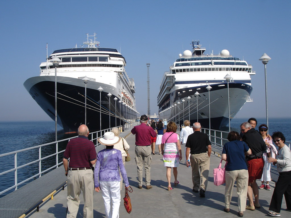 SKYSEA GOLDEN ERA Current Position | Ship Cruises