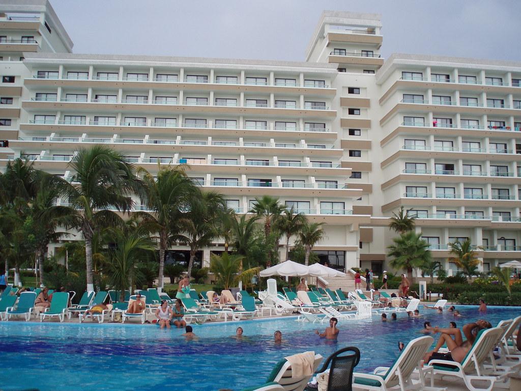 Riu Hotel Mexiko Playa Del Carmen