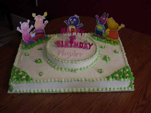 Backyardigans Birthday Cake | by funtolove_1221kari