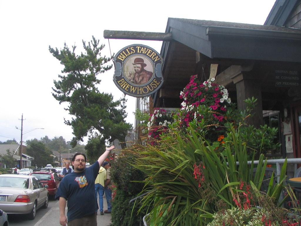 Bill S Tavern Cannon Beach Seafood Medley