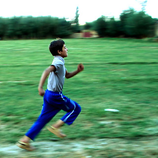 The Runner | by Hamed Saber