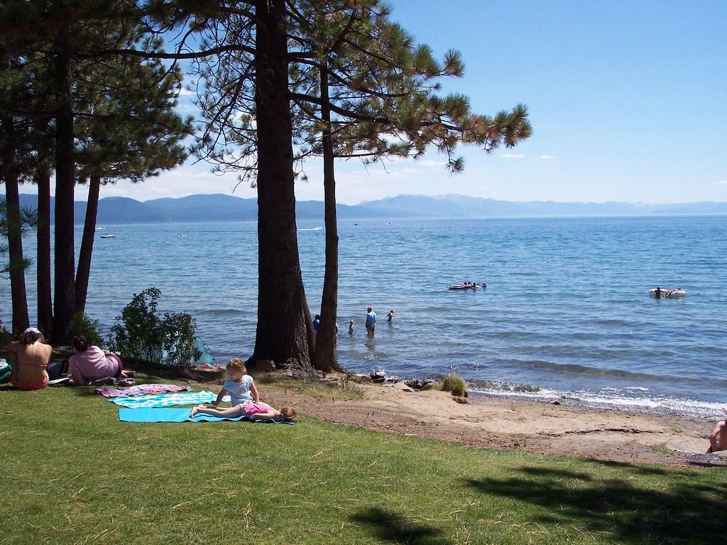 Kings Beach State Recreation Area