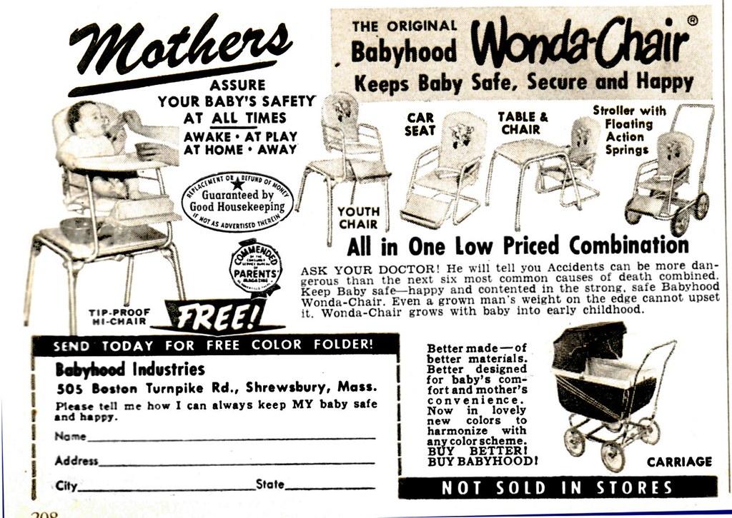 Wonda Chair 1956 | By Lisanne!