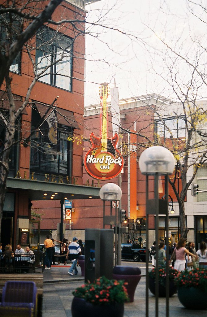 Hard Rock Cafe Denver Jobs