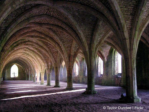 Fountains Abbey | by Tracey Paterson