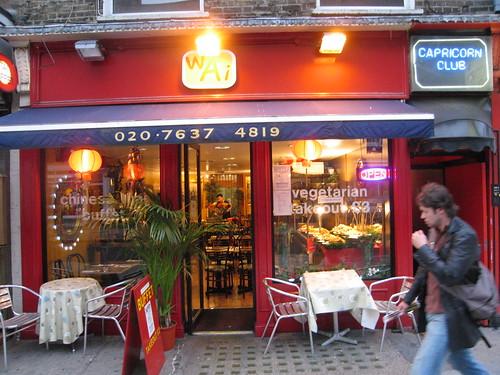 Chinese Food Goodge Street