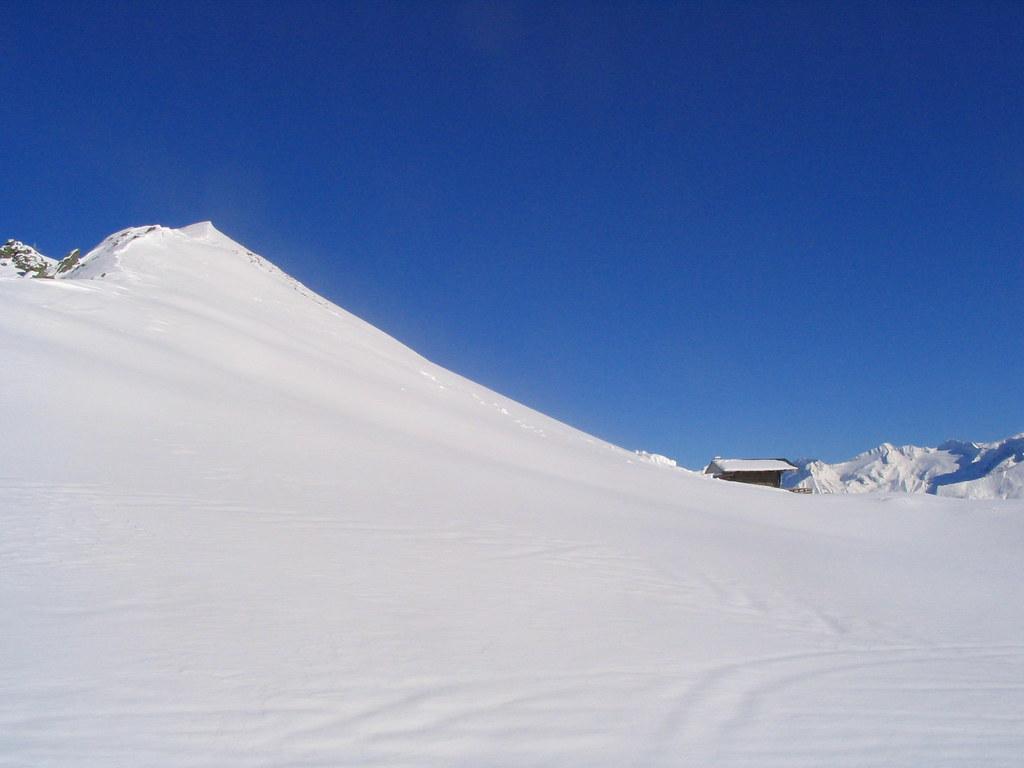 Sky Snow Slope Oledoe Flickr