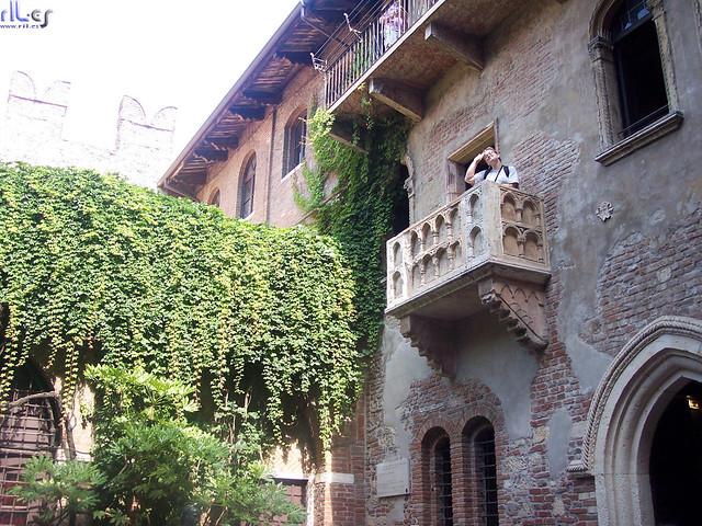 El balc n de julieta para subir a ese balc n hay que for Balcon in english