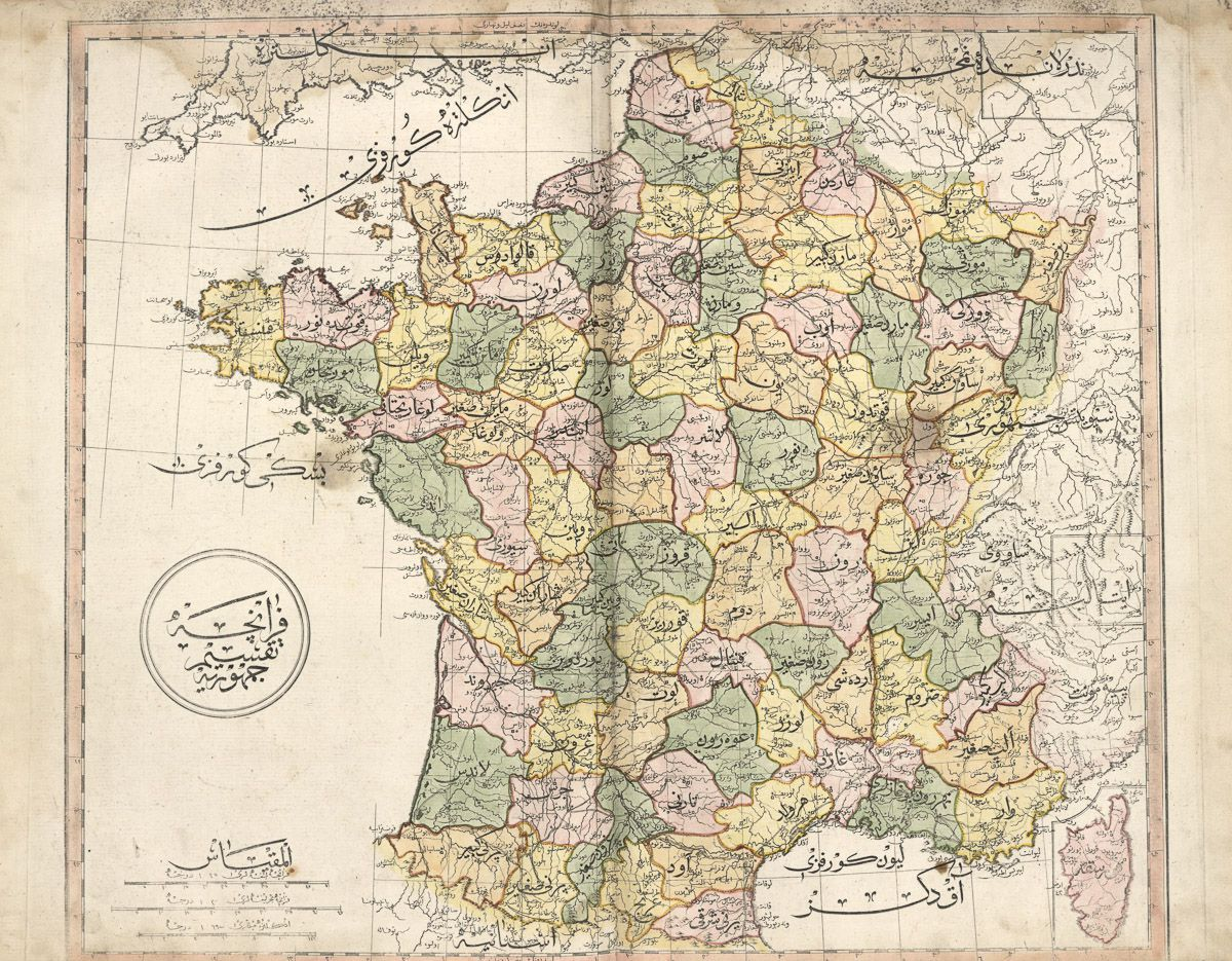 France at the time of the republic