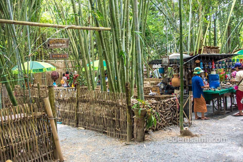 Бамбуковая ферма Пхаттхалунг