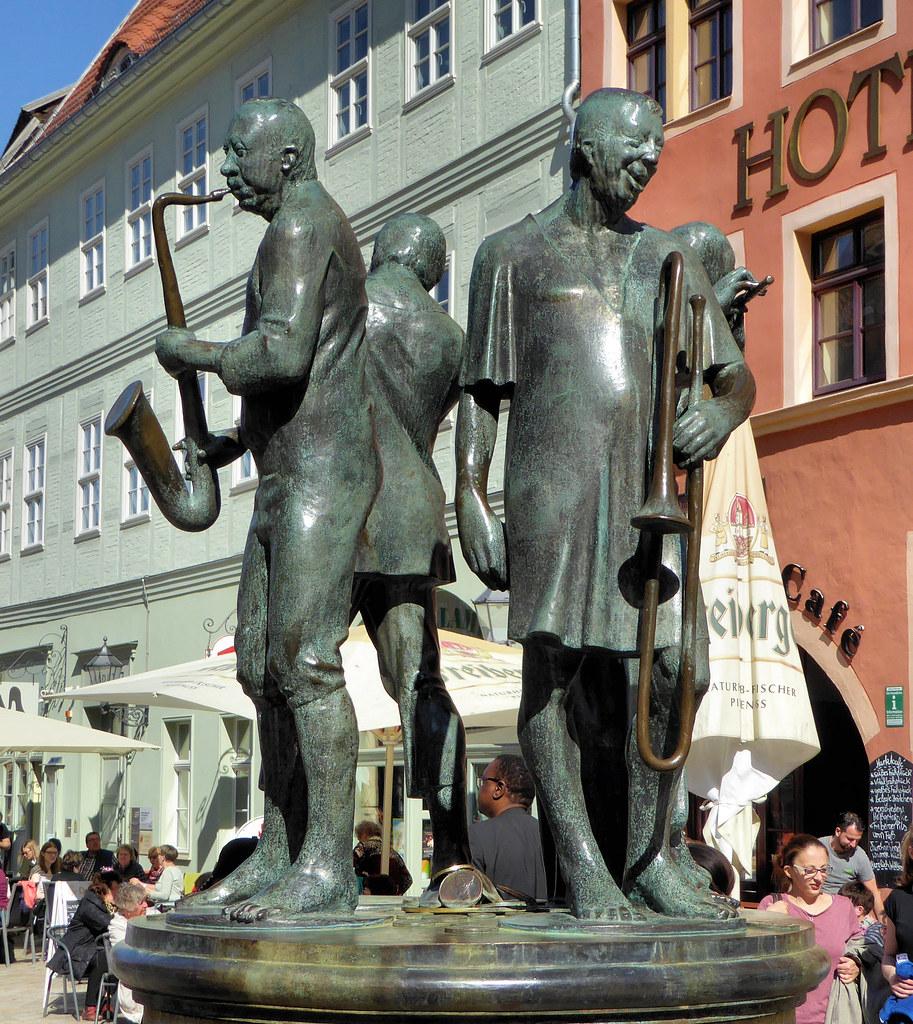 Münzenberger Musikanten Quedlinburg Sachsen Anhalt Die Vi Flickr