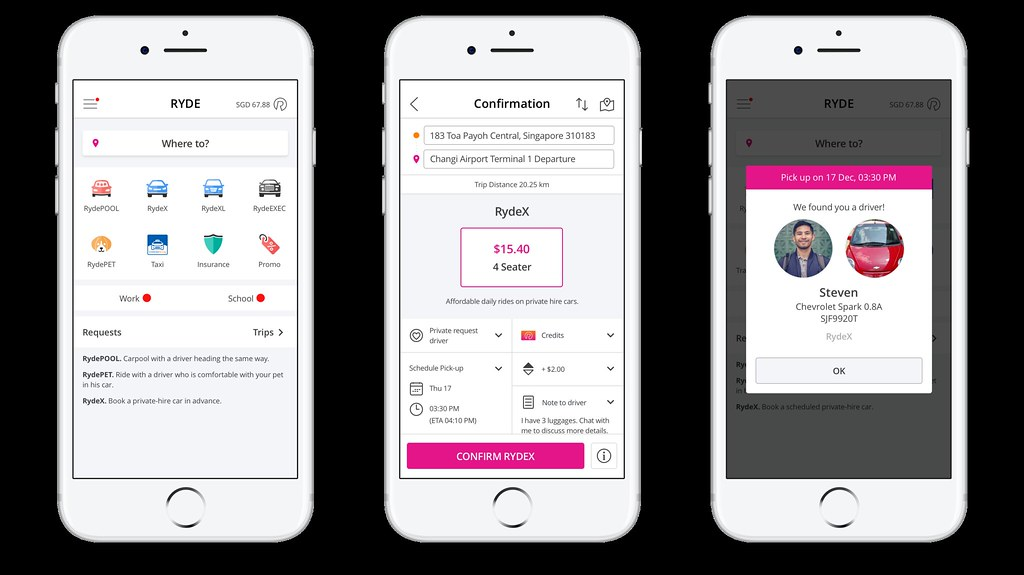 RydeX Goes Live! Singapore's New Private Car Service Launches with 5,000 Drivers - Alvinology