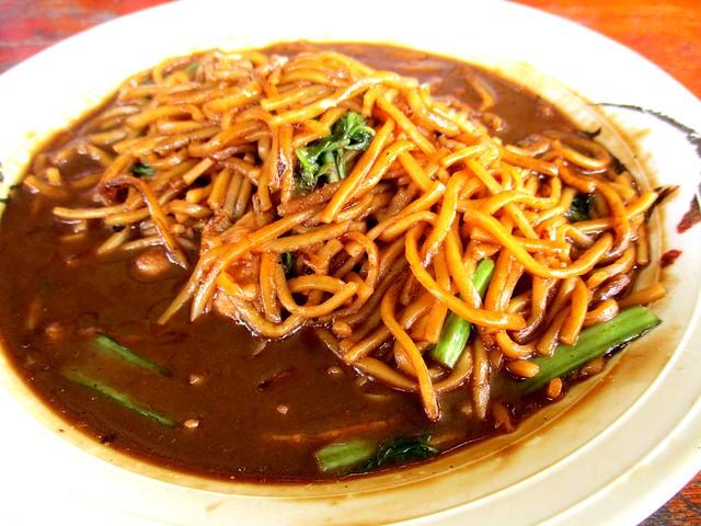 Foochow fried noodles, Selangau 3