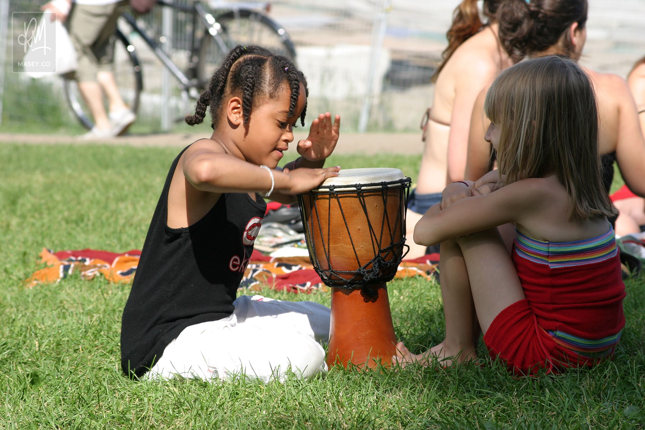 Tams-Tam percussionists of the future