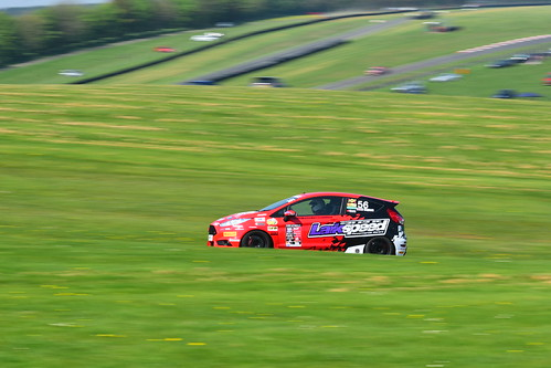 Ben Copson, Ford Fiesta ST, Time Attack, Cadwell Park 2018