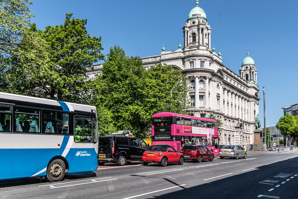 BELFAST BUSES -  [MAY 2018]  002