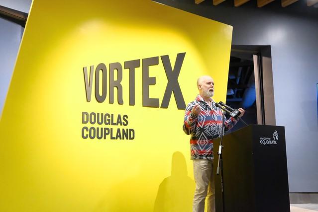 Douglas Coupland: Vortex | Vancouver Aquarium