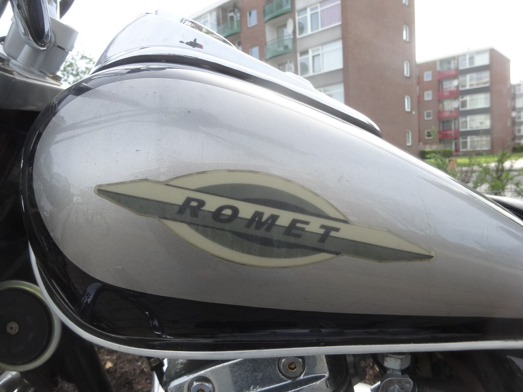 ... KOS99F5 Romet R 150 (PL) Deventer   by willemalink