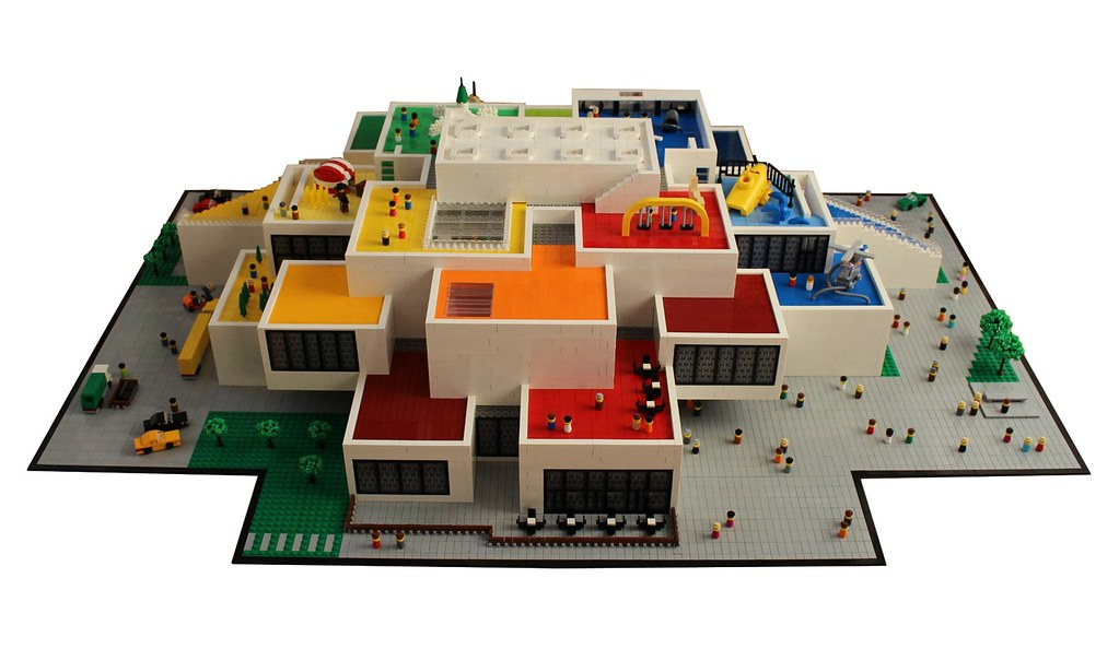 lego house in billund lego house is an experience house w flickr. Black Bedroom Furniture Sets. Home Design Ideas