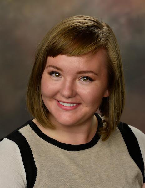 Headshot of NSF GRFP recipient Steph Courtney