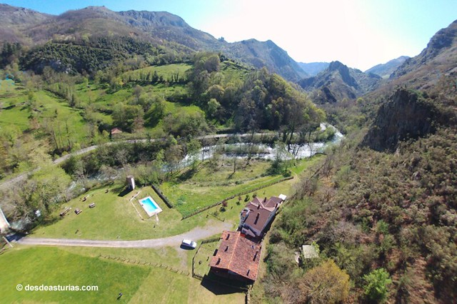 Appartements Les Vegues Asturies