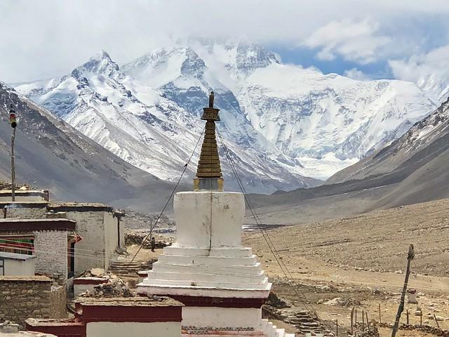 Monasterio Rongbuk (Tíbet)