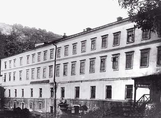 Гостиница, построенная при отце Трифоне. Фото 1920–1930гг.