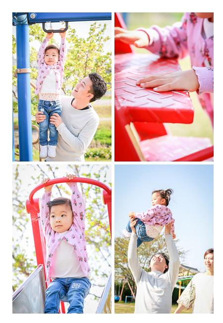 プロカメラマンが撮影するご自宅での家族写真(愛知県日進市)・フォトスタジオ・写真館とは違う