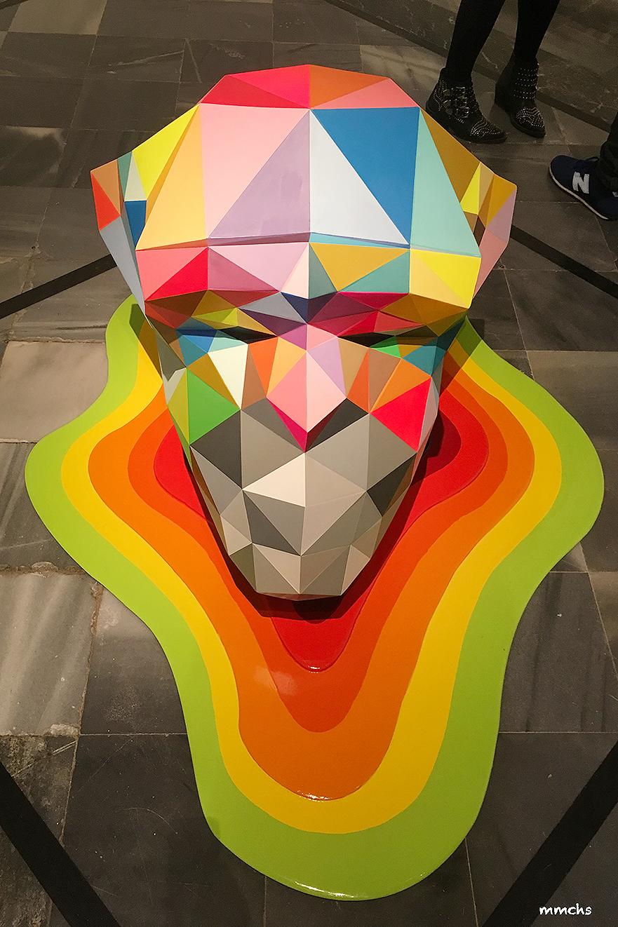 arte Okuda en Valencia