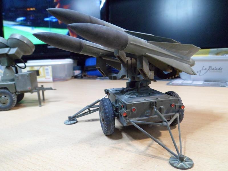 Pas-à-pas : Northrop Hawk missile [Revell Classics 1/32] - Page 3 28239784808_53345247ed_c