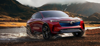2018 Buick Enspire all-electric concept SUV - 01 | by Az online magazin