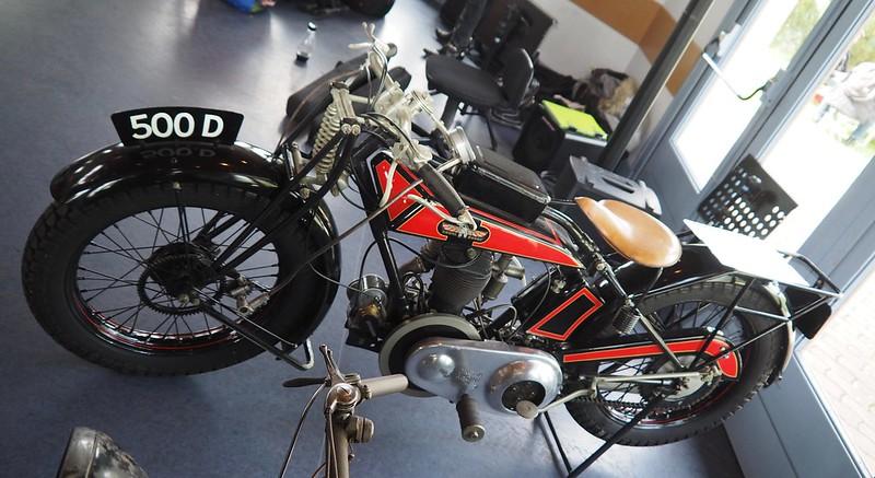 Gnome Rhone 500 type D latéral 1923 41832414531_5023a683b8_c