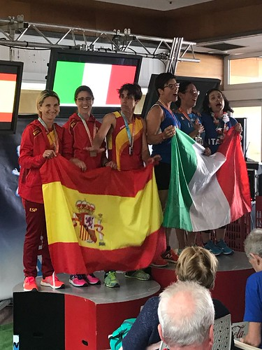AionSur 42253385831_f0044e370d_d Virginia Humanes, subcampeona de Europa con España Atletismo Deportes