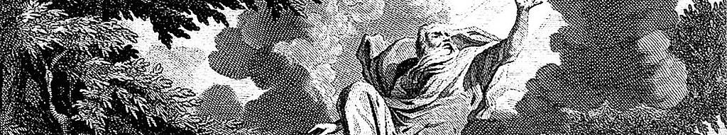 Восхождение Еноха на небо.