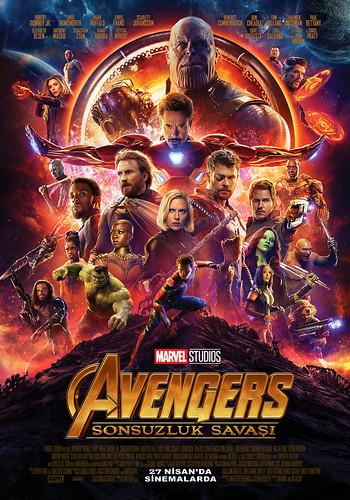 Avengers: Sonsuzluk Savaşı - Avengers: Infinity War