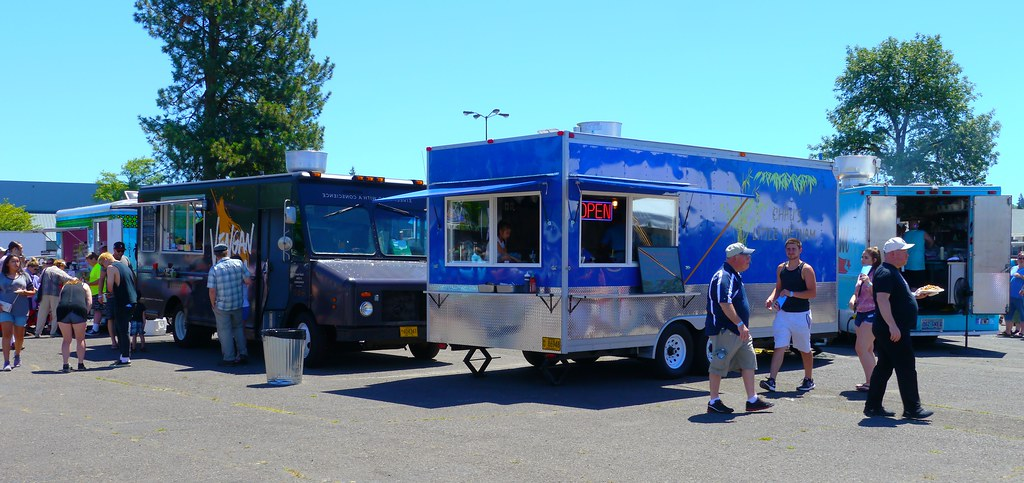 2018 Eugene Food Truck Fest In Eugene Oregon The 3rd Annu Flickr