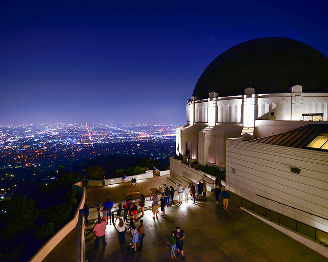Observatorio Griffith en Los Angeles