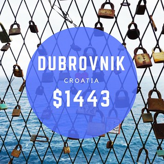 Dubrovnik Croatia $1443 mo