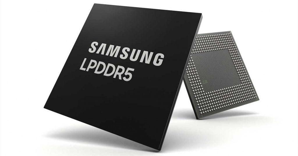 Samsung ya tiene lista la memoria LPDDR5 de 8 GB que usarán sus móviles en 2019
