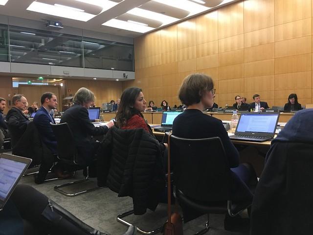 OECD group
