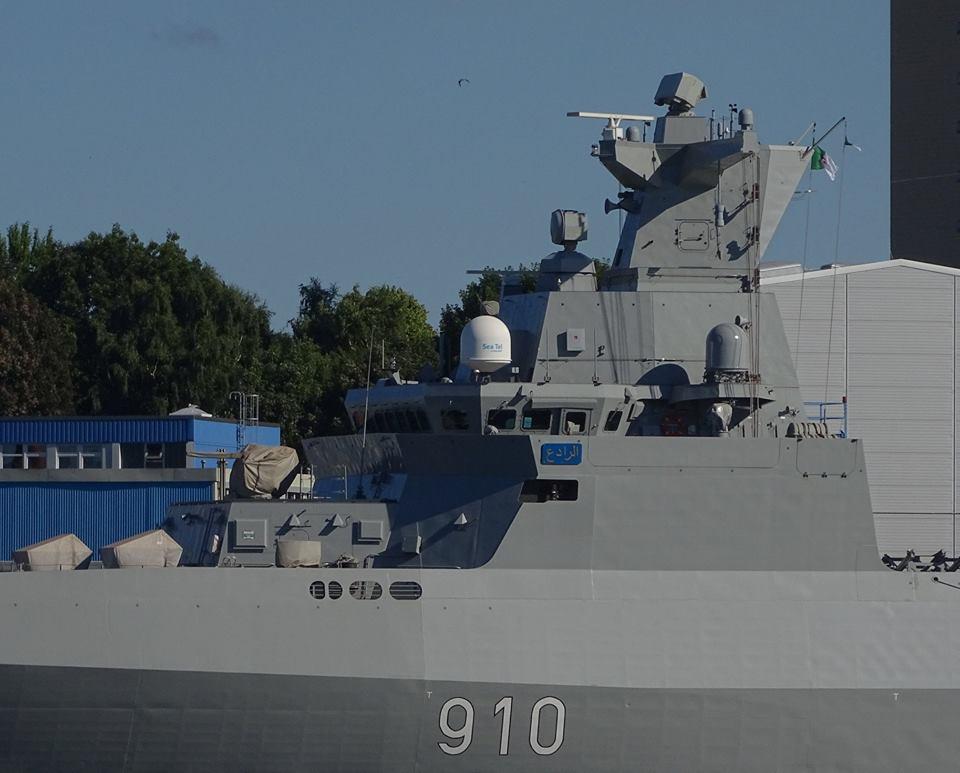 صور الفرقاطات الجديدة  Meko A200 الجزائرية ( 910 ,  ... ) - صفحة 34 28387439157_8c15c4849a_o