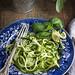 Spaghetti di zucchine con pesto genovese senza aglio-8561