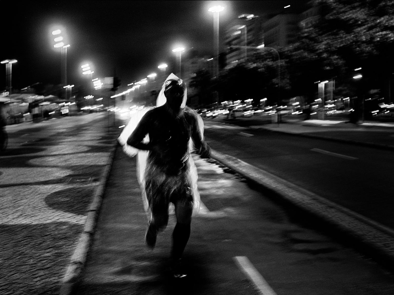 Running | by tzen xing