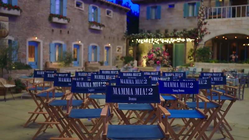 Isla Mamma Mia 2
