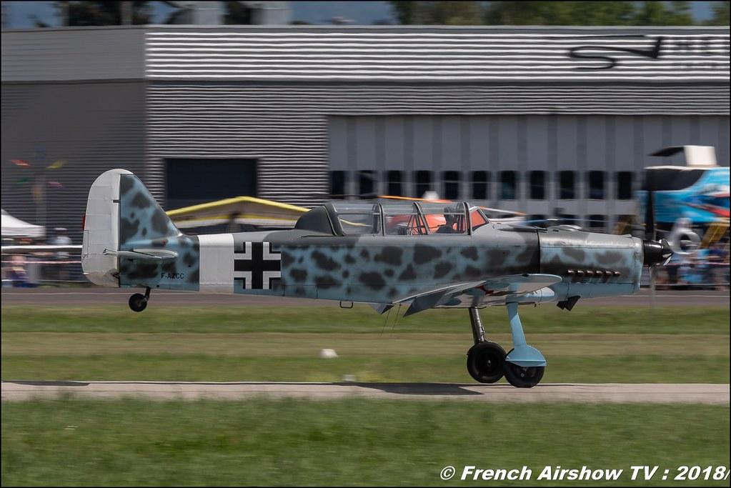 Pilatus P2-05 - F-AZCC Aeroretro , AéroLac Annecy 2018 , Canon EOS , Sigma France , contemporary lens , Meeting Aerien 2018