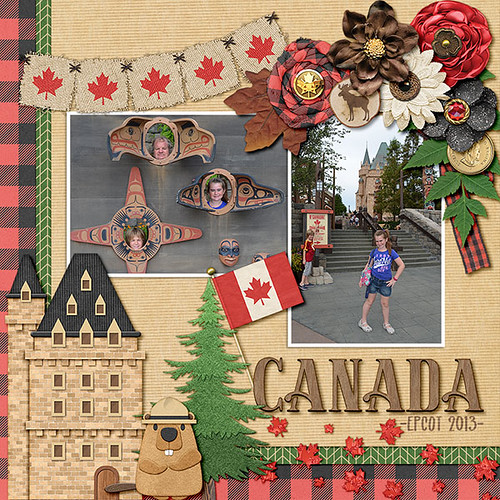Credits: Best of Canada by Magical Scraps Galore | by marinapj