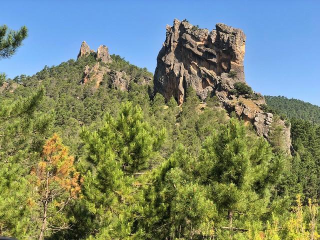 Paisaje de la Sierra del Segura y Alcaraz (Albacete)