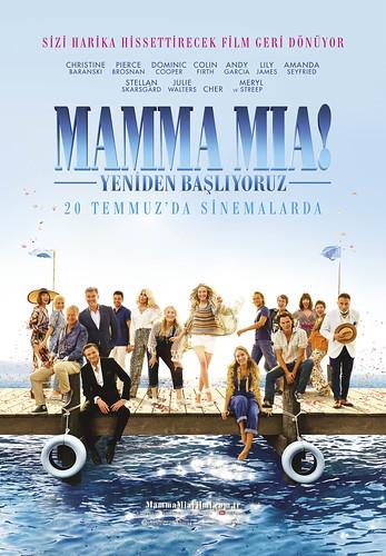Mamma Mia: Yeniden Başlıyoruz - Mamma Mia: Here We Go Again